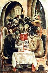 Макс Вебер. Талмудисты. 1934 г.